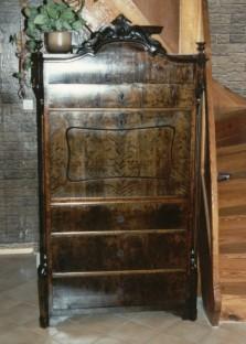 sekretaer. Black Bedroom Furniture Sets. Home Design Ideas